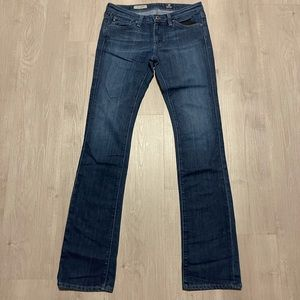AG Adriano Goldschmied Ballad Slim Bootcut Jeans